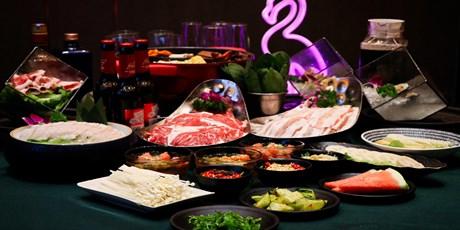 薇歌音乐火锅,全面升级自助啦,仅88元就可畅吃畅喝,小吃饮料+肉品+海鲜+丸滑+N,一嗨到底!吃饱喝足!