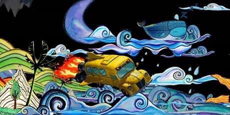 【上海商城剧院 无需预约 1月2日专场】39.9/139/189/239抢门市价180元/280元/380元/480元亲子音乐剧【神奇校车】单人票,深入气候科普知识,全新舞台表现形式,3D多媒体精彩呈现,体验神奇校车变大变小的奇幻海陆空之旅 !元旦假期带着宝贝来体验吧!让家长和孩子边看音乐剧边学习科学知识,一起感受教育的趣味体验之旅!