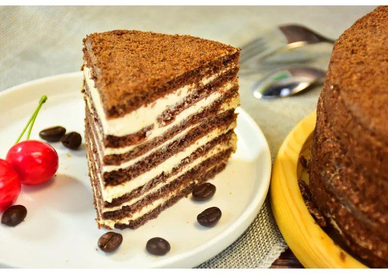 【买一送一|现做现发,爆款提拉米苏蛋糕】霸占全世界1/10人口的胃!仅19.9元抢380g提拉米苏蛋糕,买一送一,好吃不腻!